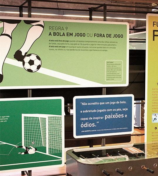 O Museu do Futebol está instalado emum dos mais bonitos estádios brasileiros, o Estádio Municipal Paulo Machado de Carvalho – mais conhecido como Pacaembu.  Em meio às 15 salas temáticas que…