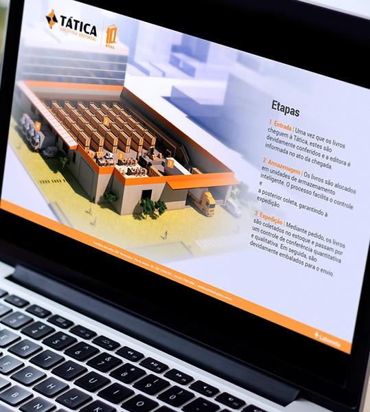 Especialista no segmento editorial, a Tática Logística oferece praticidade e agilidade nas entregas, redução de custos fixos e acompanhamento de processos através de sistema online.  Desde 2009, o Labareda ajuda a…