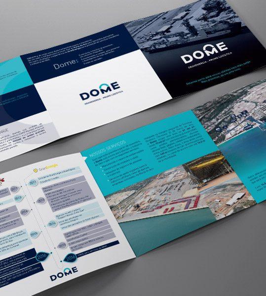 Fruto da parceria entre a Prumo Logística e a GranEnergia, a DOME nasce com o objetivo de oferecer serviços integrados para a indústria de óleo e gás. Suas atividades se…